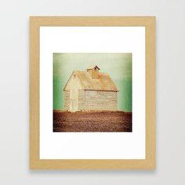 Harvest Sky Framed Art Print