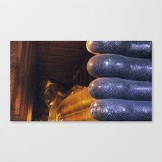 Buddha - Bangkok - Thailand Canvas Print