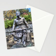 Scots American Memorial Edinburgh Stationery Cards