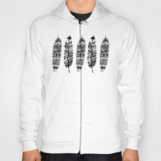 Feather time  Hoody