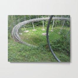 Coaster Metal Print