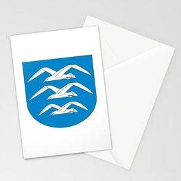 flag of Haugesund Stationery Cards