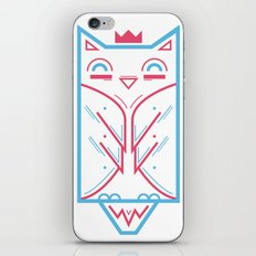 Hoo! iPhone & iPod Skin