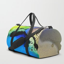 The sun is coming up Duffle Bag