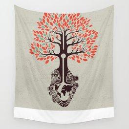 Fourish  Wall Tapestry
