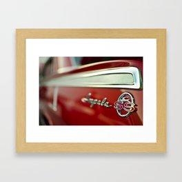 Classic Impala SS Framed Art Print