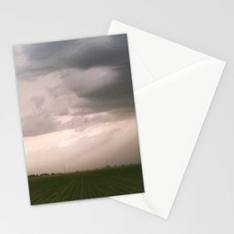 Rolling Storm Stationery Cards