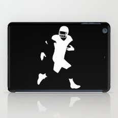 Football player iPad Case
