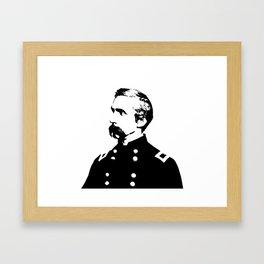Joshua Lawrence Chamberlain Framed Art Print