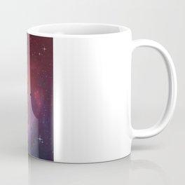 Star dust and interstellar gas. Coffee Mug