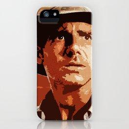 Raiders Jones iPhone Case