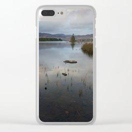 Lough Eske Clear iPhone Case