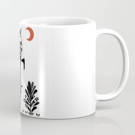 Boho Animals Owl Coffee Mug