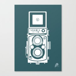 Yashica MAT 124G Camera Canvas Print