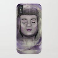 ace attorney iPhone & iPod Cases featuring Ace by erikakettle