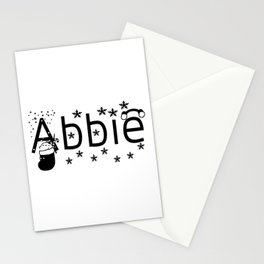 Abbie Stationery Cards
