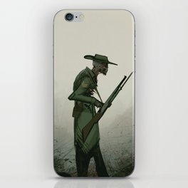 Lest We Forget iPhone Skin