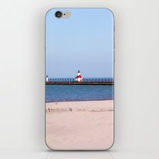 Pierview iPhone & iPod Skin