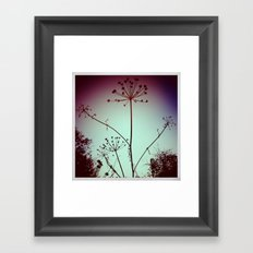 Autumnal#3 Framed Art Print