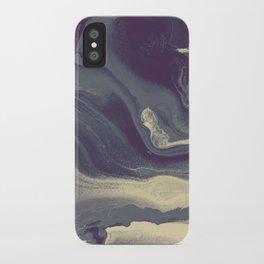 Marble Y iPhone Case