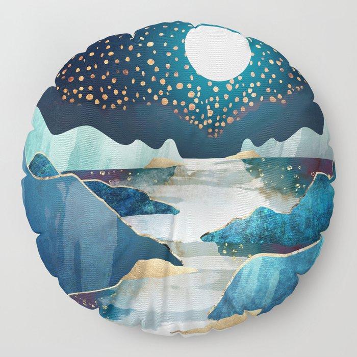 Moon Glow Floor Pillow