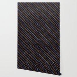 Blazing Neon Worm Line Dance II Wallpaper