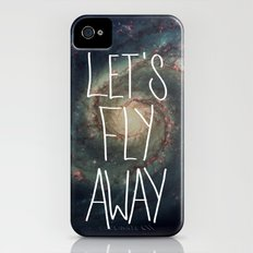 Let's Fly Away (come on, darling) iPhone (4, 4s) Slim Case