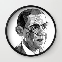 Mr. President Wall Clock