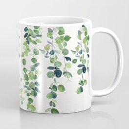 Eucalyptus Garland  Coffee Mug