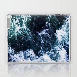 Wild ocean waves Laptop & iPad Skin