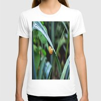 snail T-shirts featuring Snail by  Agostino Lo Coco