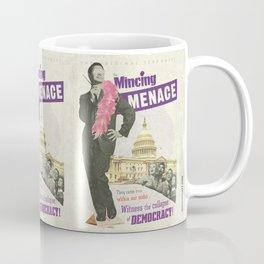 The Mincing Menace Coffee Mug