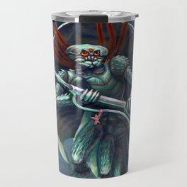 Triopoid Travel Mug