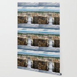 View from Edinburgh Castle, Scotland Wallpaper