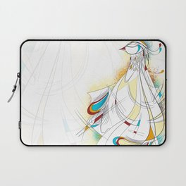 Royal bird Laptop Sleeve