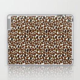 Coffee beans pattern Laptop & iPad Skin
