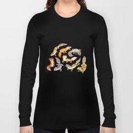 Geckos Long Sleeve T-shirt