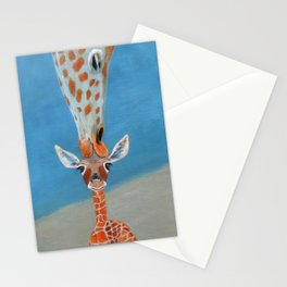 Mom Loves Me Stationery Cards