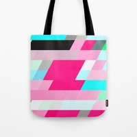 flag Tote Bags featuring Flag by allan redd