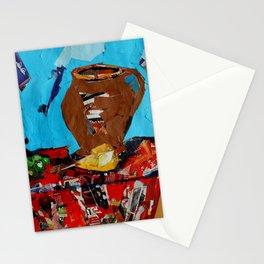 Pop Art Still Life Stationery Cards