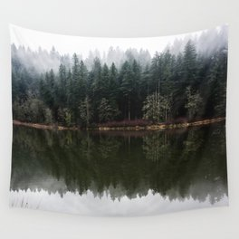 Lost In The PNW Wall Tapestry
