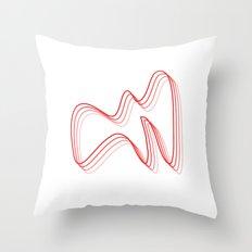 La Grand Vitesse (The Calder) Throw Pillow