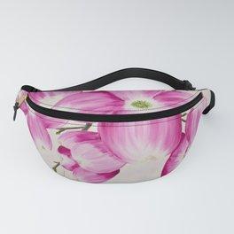 Dogwood Blossoms I Fanny Pack