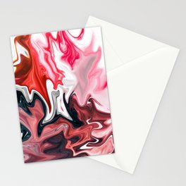 Blood in Milk Stationery Cards