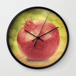 Melograno Wall Clock