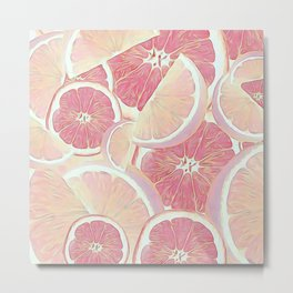 fruity and delicious C Metal Print