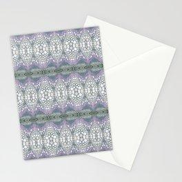 Arabidopsis flower stem microscopy cell pattern Stationery Cards