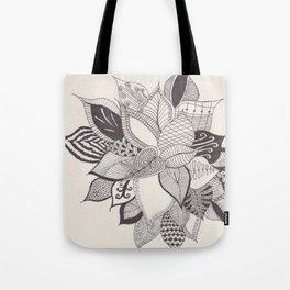 zenTANGLE Plant Tote Bag