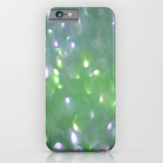 Glitter Bubbling iPhone & iPod Case