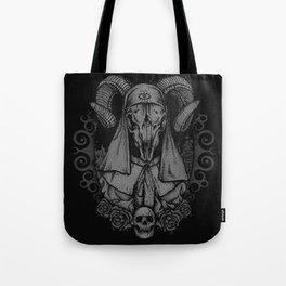 Sacrament of Death Tote Bag